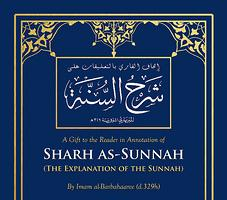 Sharh us-Sunnah by Al-Barbahaaree